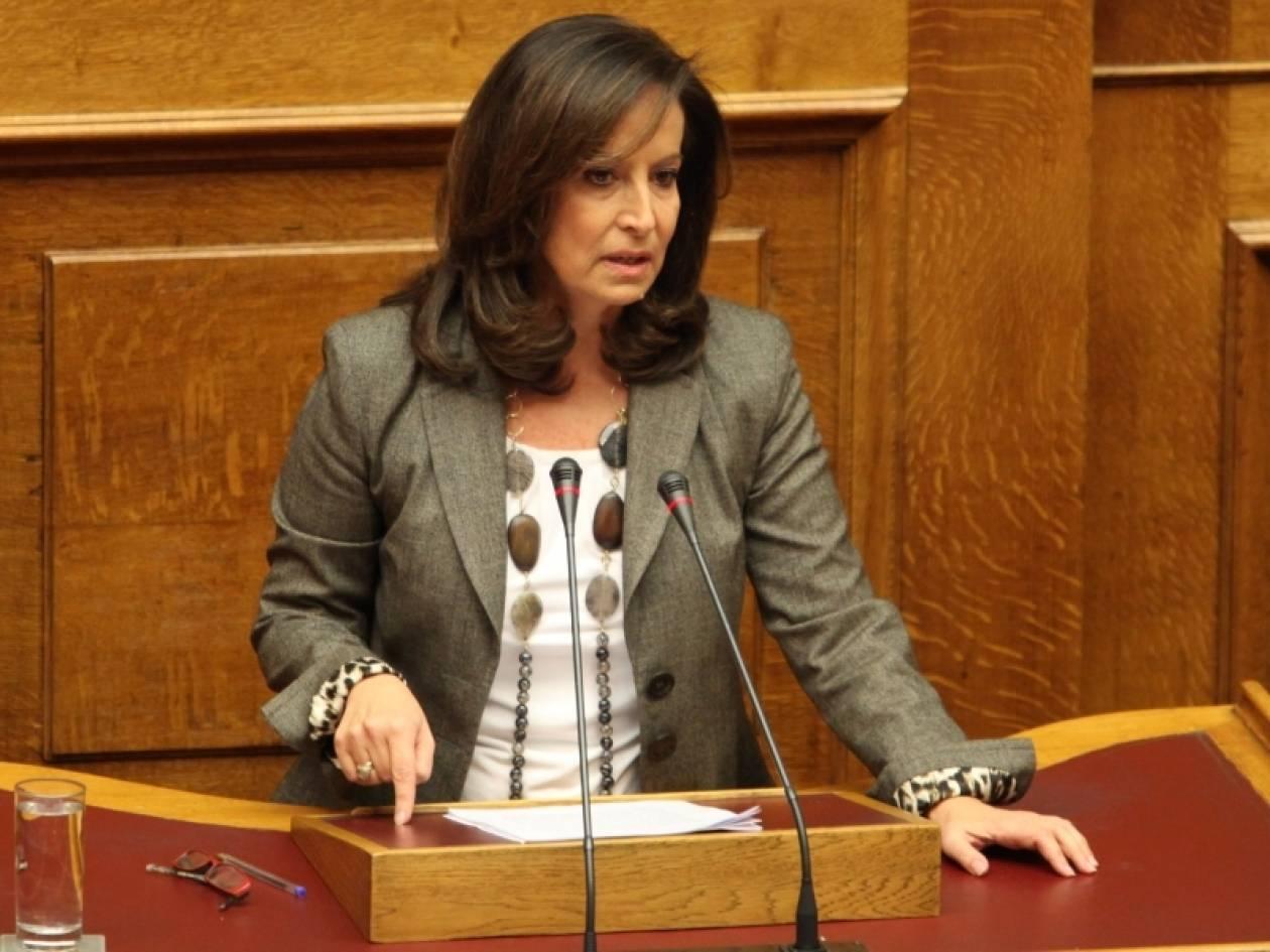 Η Άννα Διαμαντοπούλου για το ΠΑΣΟΚ και την Κεντροαριστερά