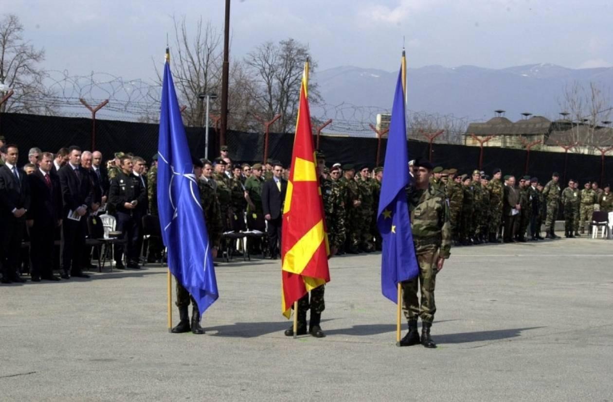 Προς καταδίκη η Ελλάδα στην προσφυγή της ΠΓΔΜ