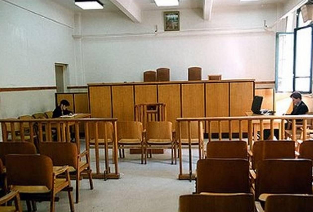 «Λουκέτο» στα δικαστήρια την 1η Δεκέμβρη