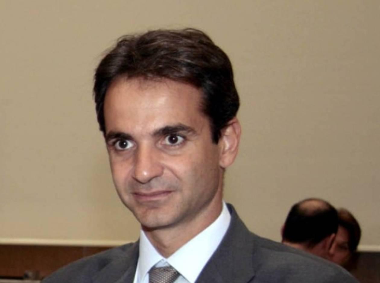 Πιστωτική χαλάρωση μέσω της ΕΚΤ ζητά ο Κ. Μητσοτάκης
