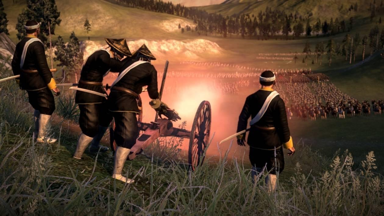 Total War Shogun 2: Fall of the Samurai το Μάρτιο του 2012!