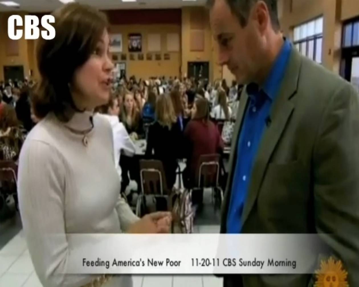 Ρεπορτάζ-σοκ του CBS για τη φτώχεια στην Αμερική