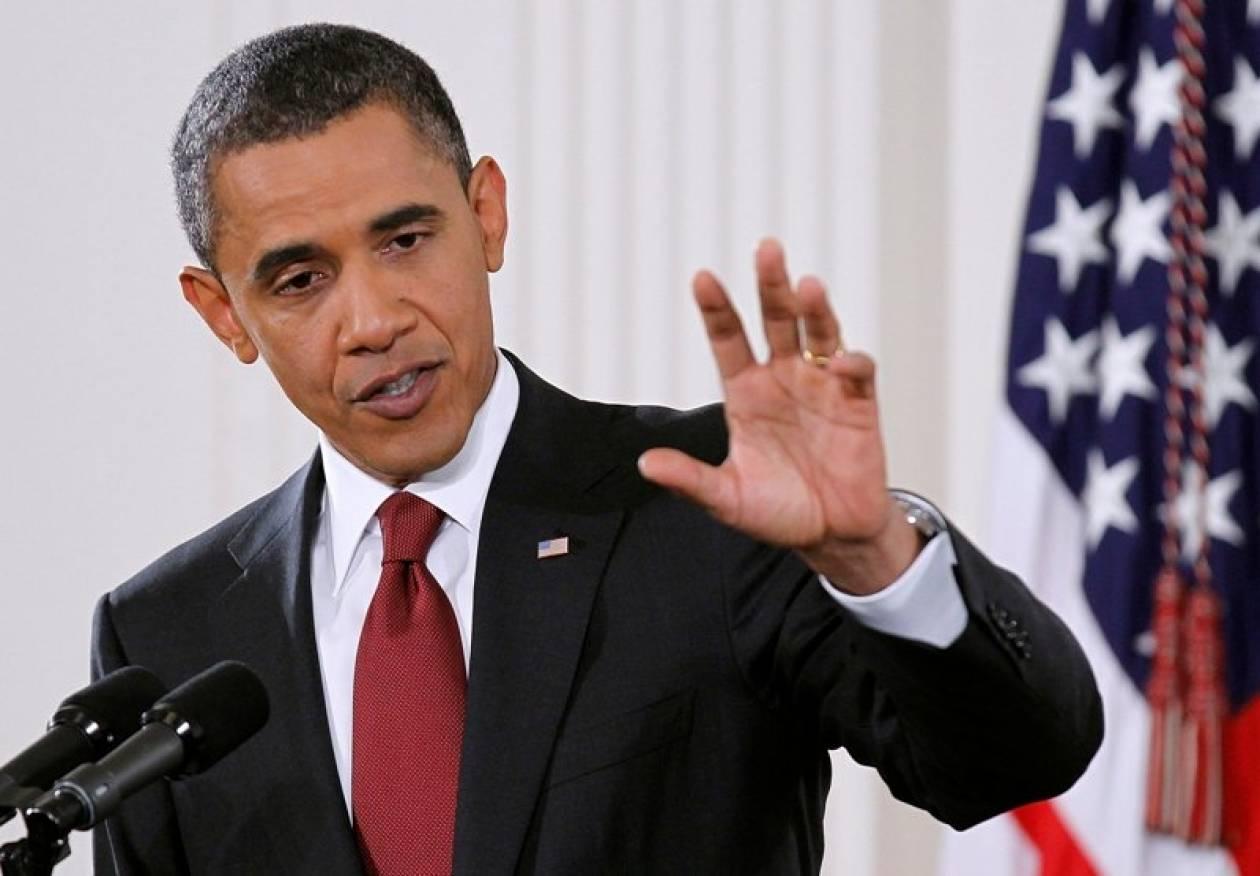 Ο Ομπάμα καλεί τους Ευρωπαίους να δράσουν τώρα