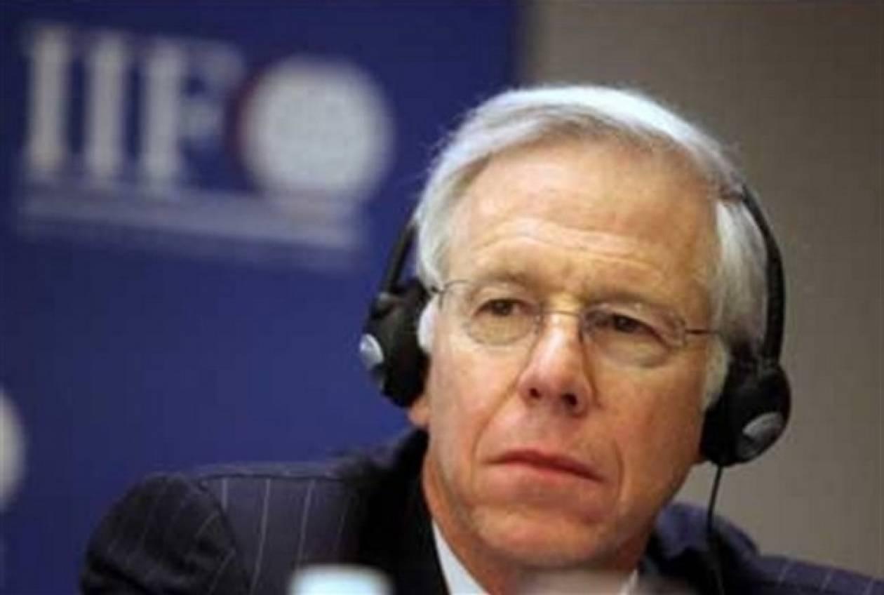 IIF: Ειδική επιτροπή για την ανταλλαγή ελληνικών ομολόγων
