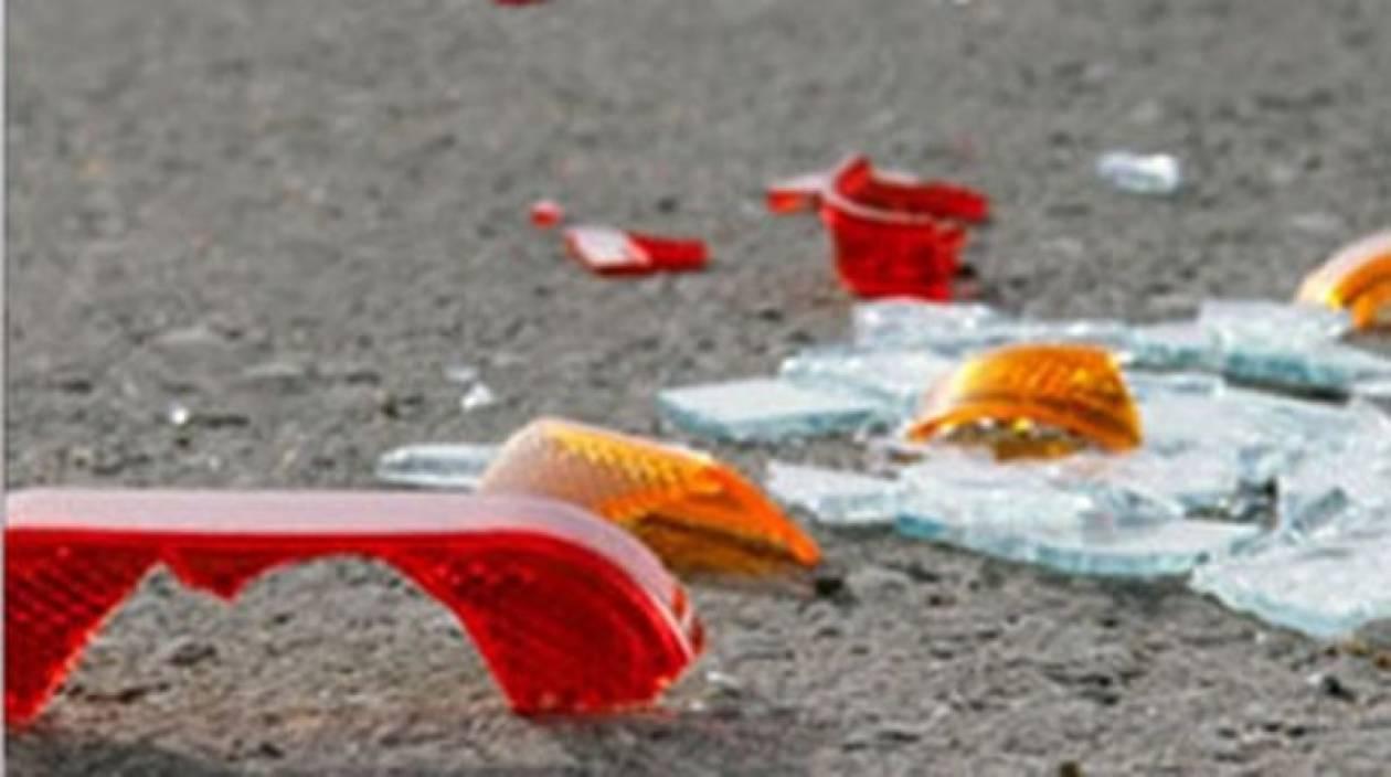 Τροχαίο στη Λαμία – Νεκρός ο οδηγός, σοβαρά η συνοδηγός