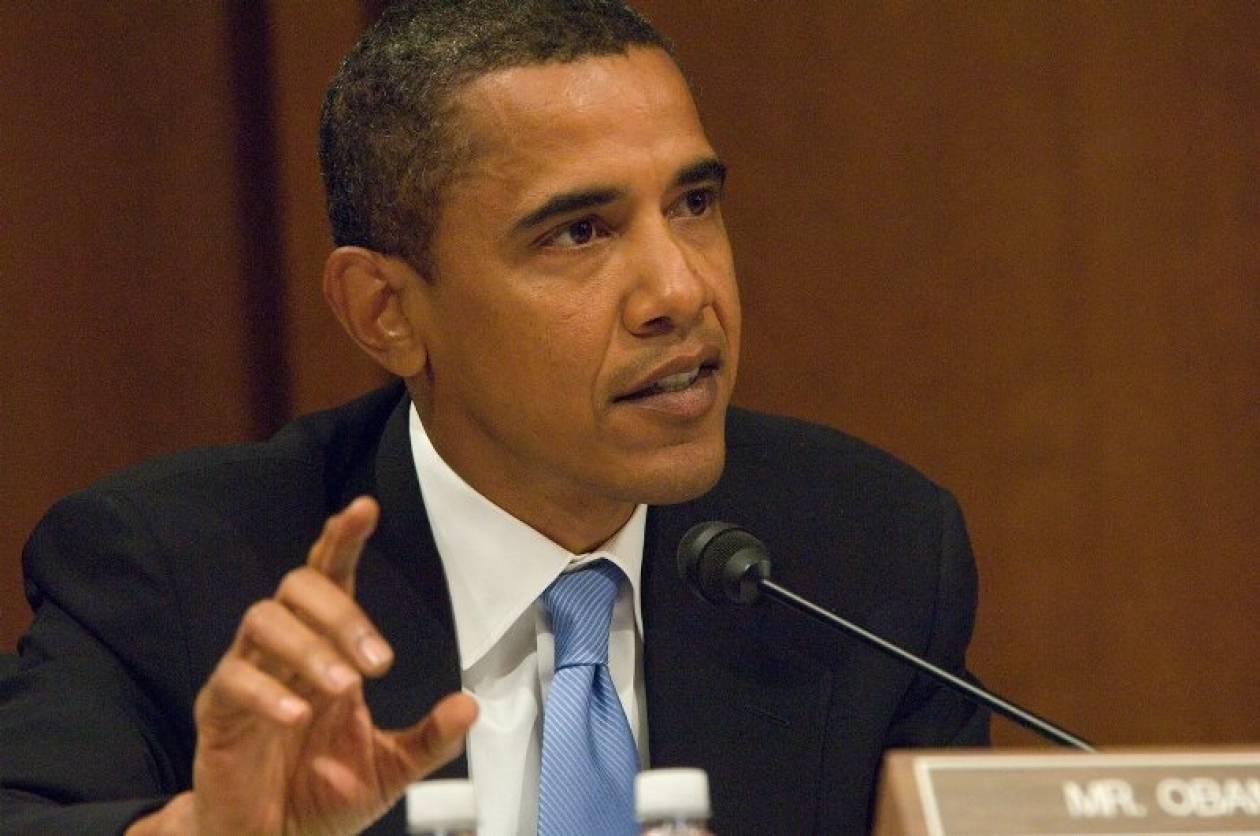 Χείρα βοηθείας Ομπάμα στην Ευρωπαϊκή Ένωση