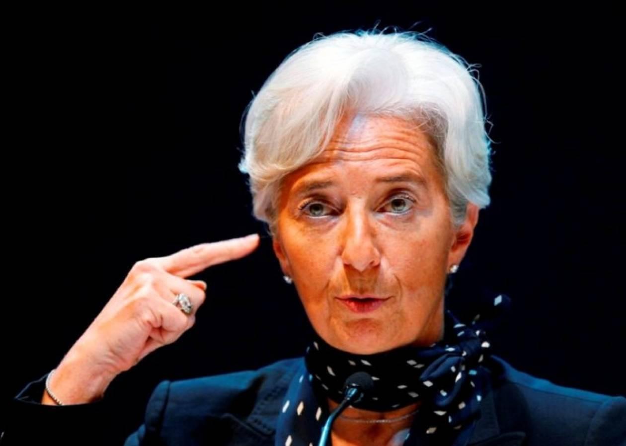 Λαγκάρντ: Η Ιταλία και η Ισπανία δεν ζήτησαν βοήθεια από το ΔΝΤ