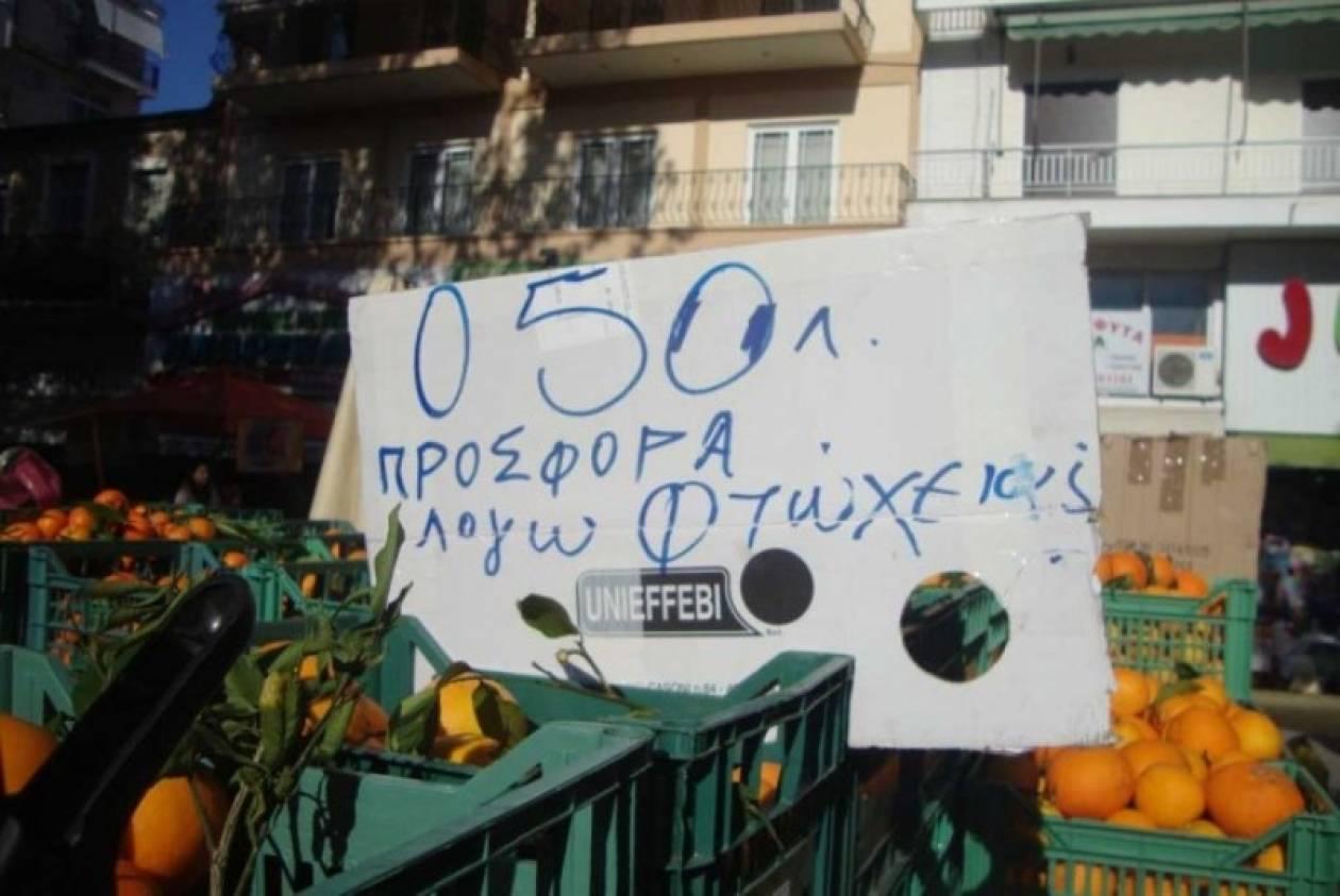 Τρίκαλα: Πωλούν όσο όσο λόγο φτώχειας