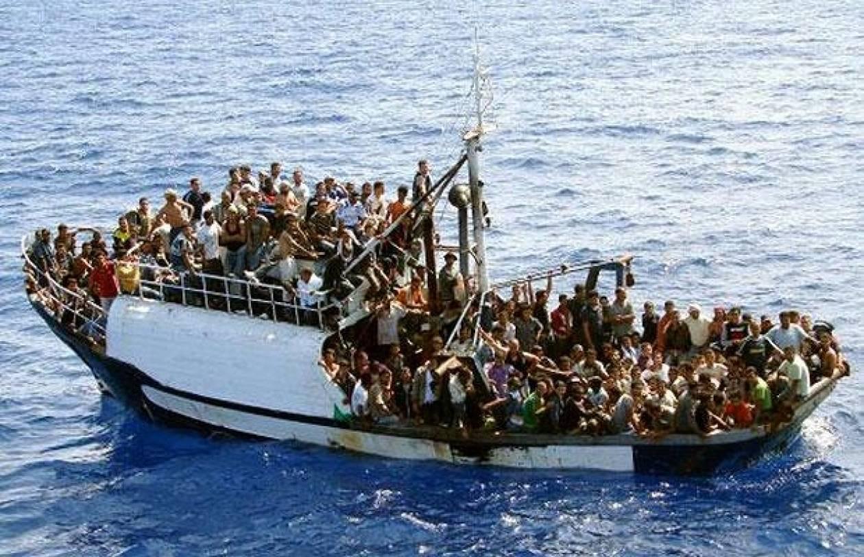 Ιστιοφόρο με 84 αλλοδαπούς στο Ιόνιο Πέλαγος