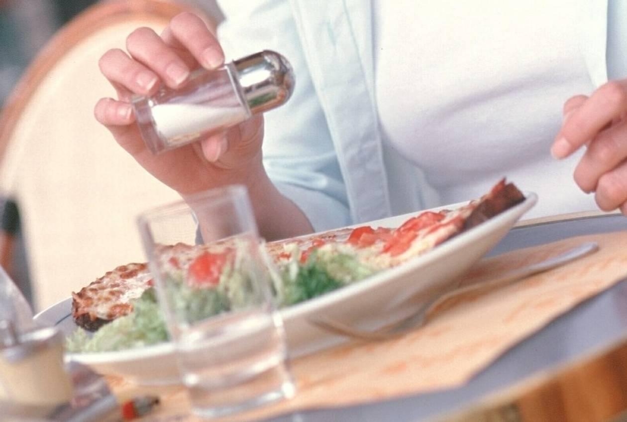 Μύθοι και αλήθειες για το αλάτι