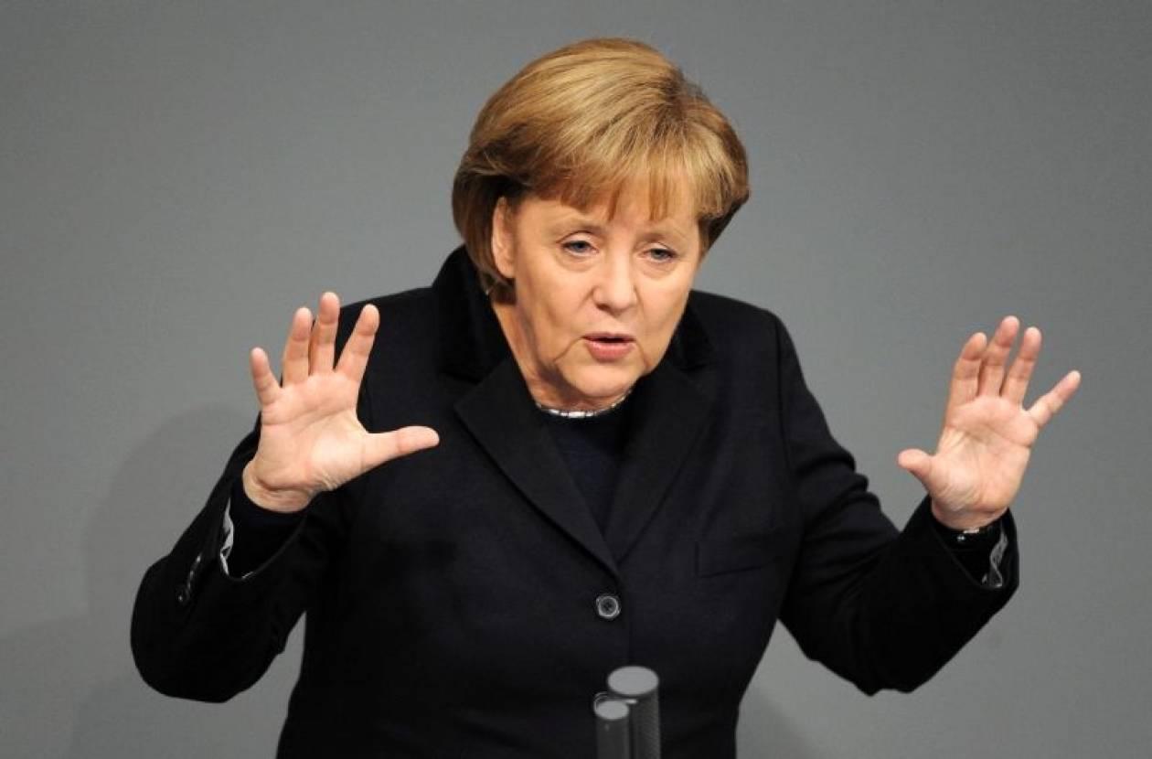 Συνεχίζει να αντιστέκεται η Μέρκελ για τα ευρωομόλογα