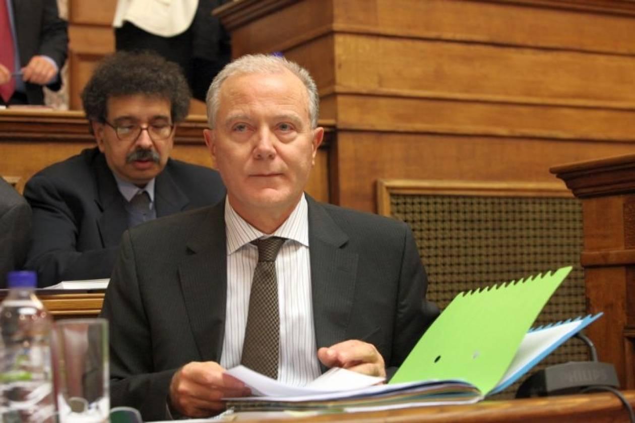 «Όχι» στο ευρωομόλογο λέει ο Προβόπουλος