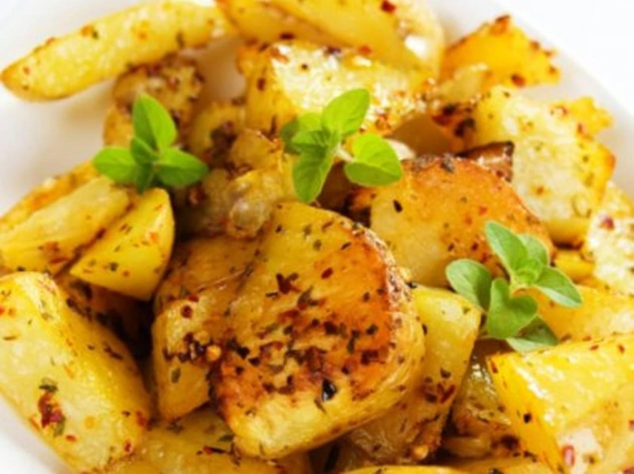 Λαχταριστές, γεμιστές πατάτες φούρνου από τη Ν. Μερκούρη