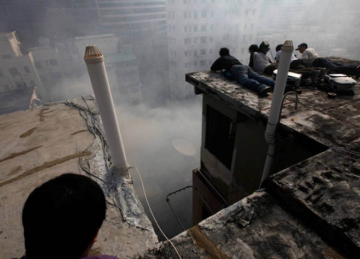 Πολύνεκρη φωτιά στο Χόνγκ Κόνγκ
