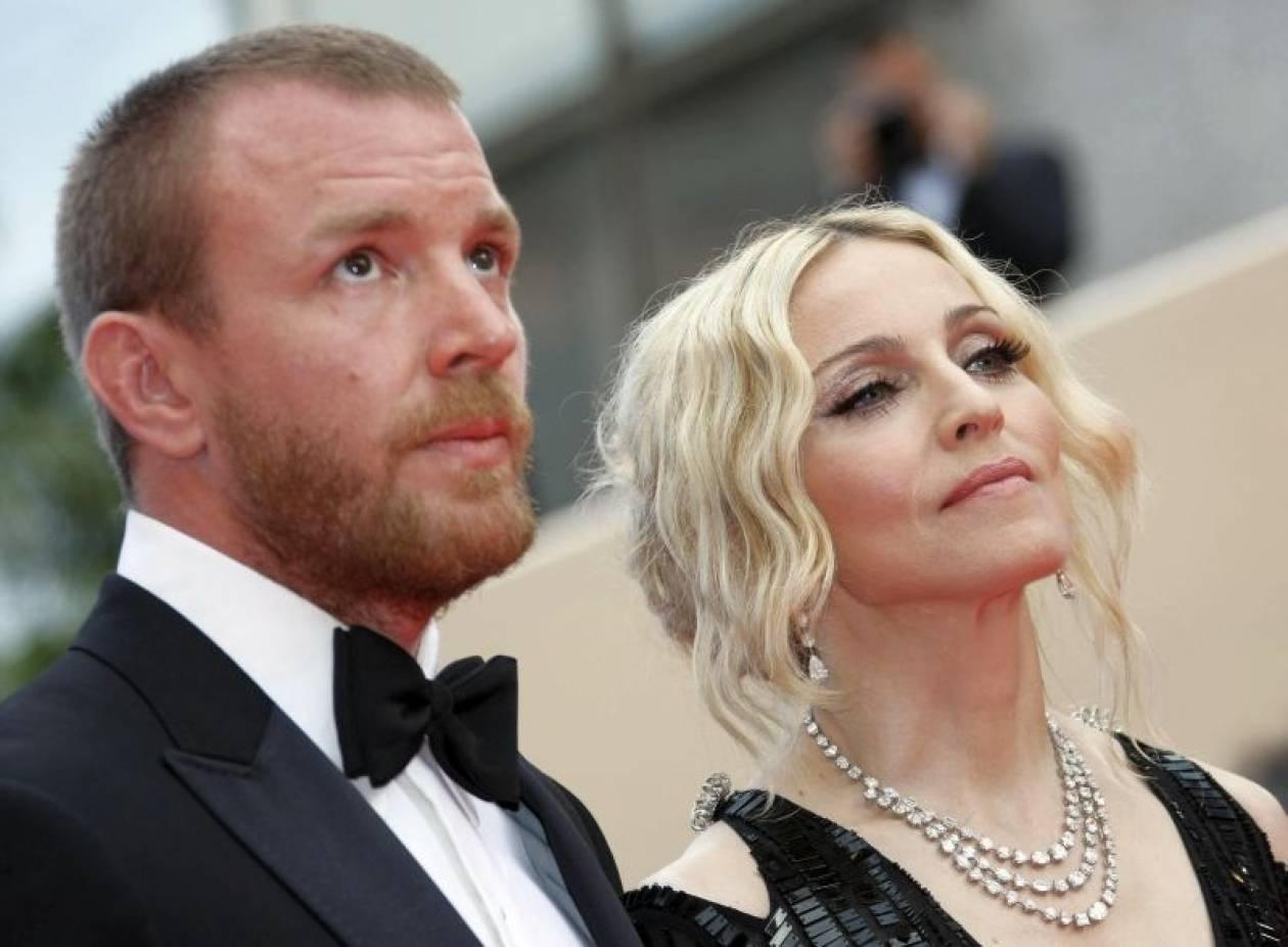 Γ. Ρίτσι: Ο γάμος μου με τη Μαντόννα ήταν σαν σαπουνόπερα