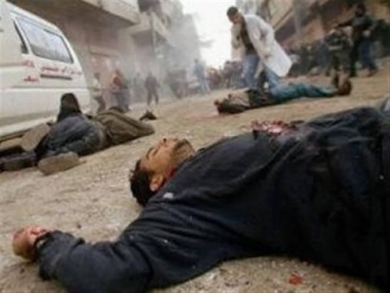 Δεν έχουν τέλος οι αιματηρές συγκρούσεις στη Συρία