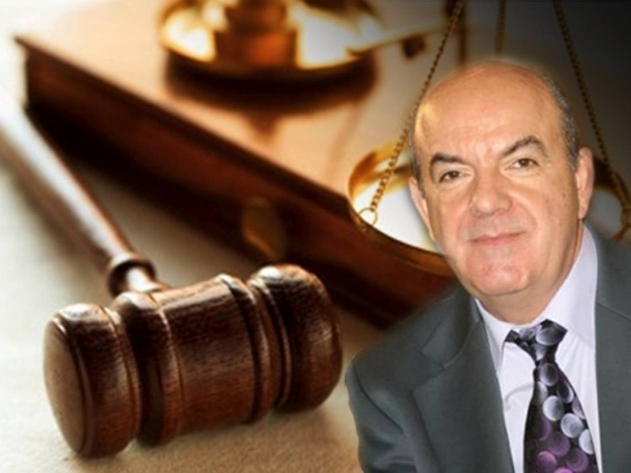 Τι παραδέχεται για τη Δικαιοσύνη ο αντεισαγγελέας Γιώργος Κολιοκώστας