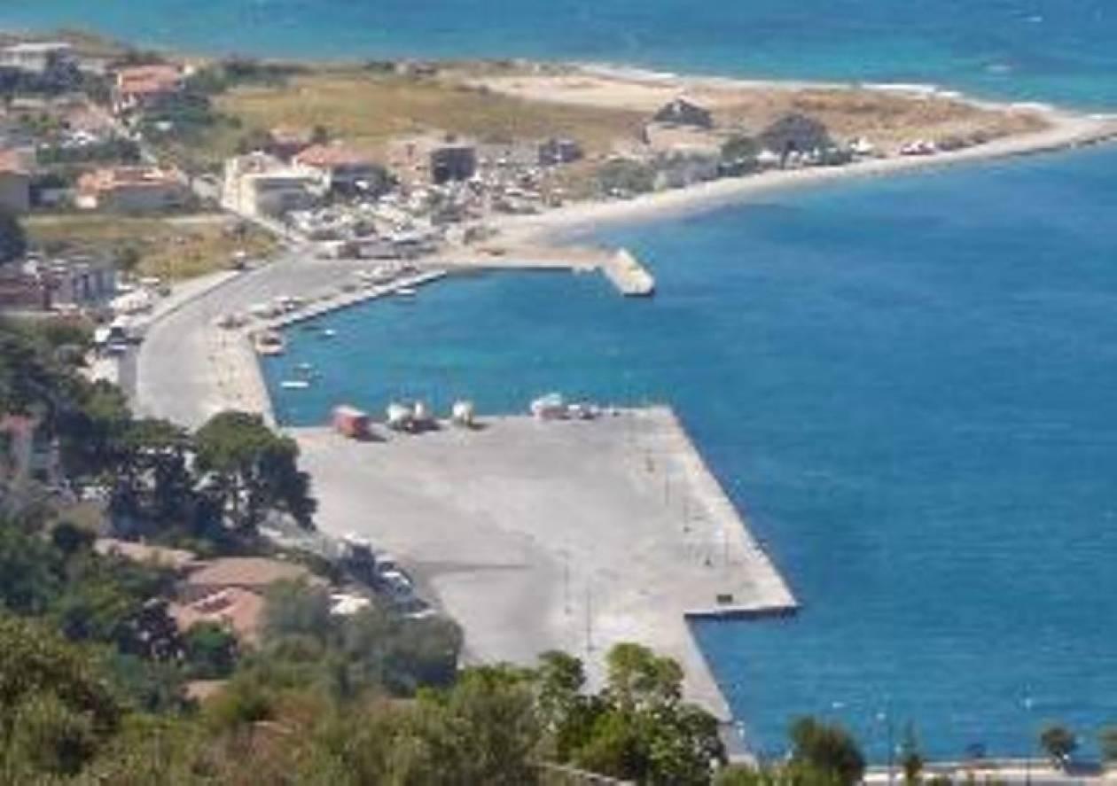 Σάμος: Ολοκληρώθηκε το έργο της κατασκευής του Λιμένα Μαλαγαρίου