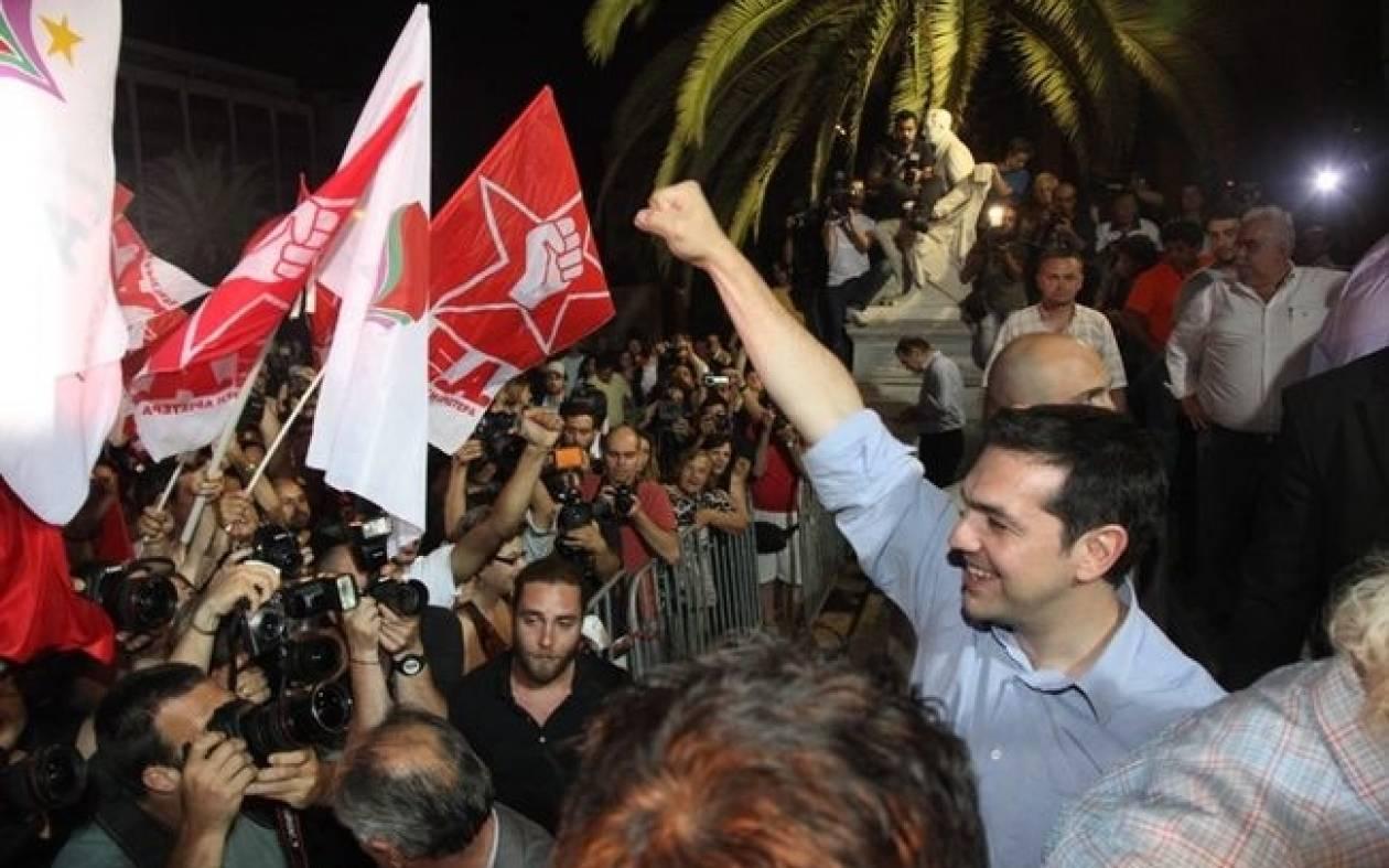 Οι 71 βουλευτές που εκλέγονται με τον ΣΥΡΙΖΑ