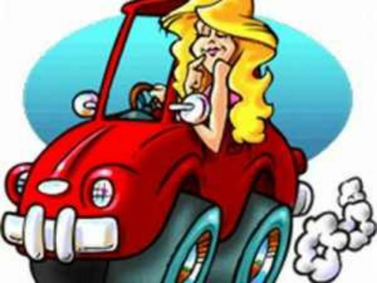 Ανέκδοτο: Η ξανθιά οδηγός