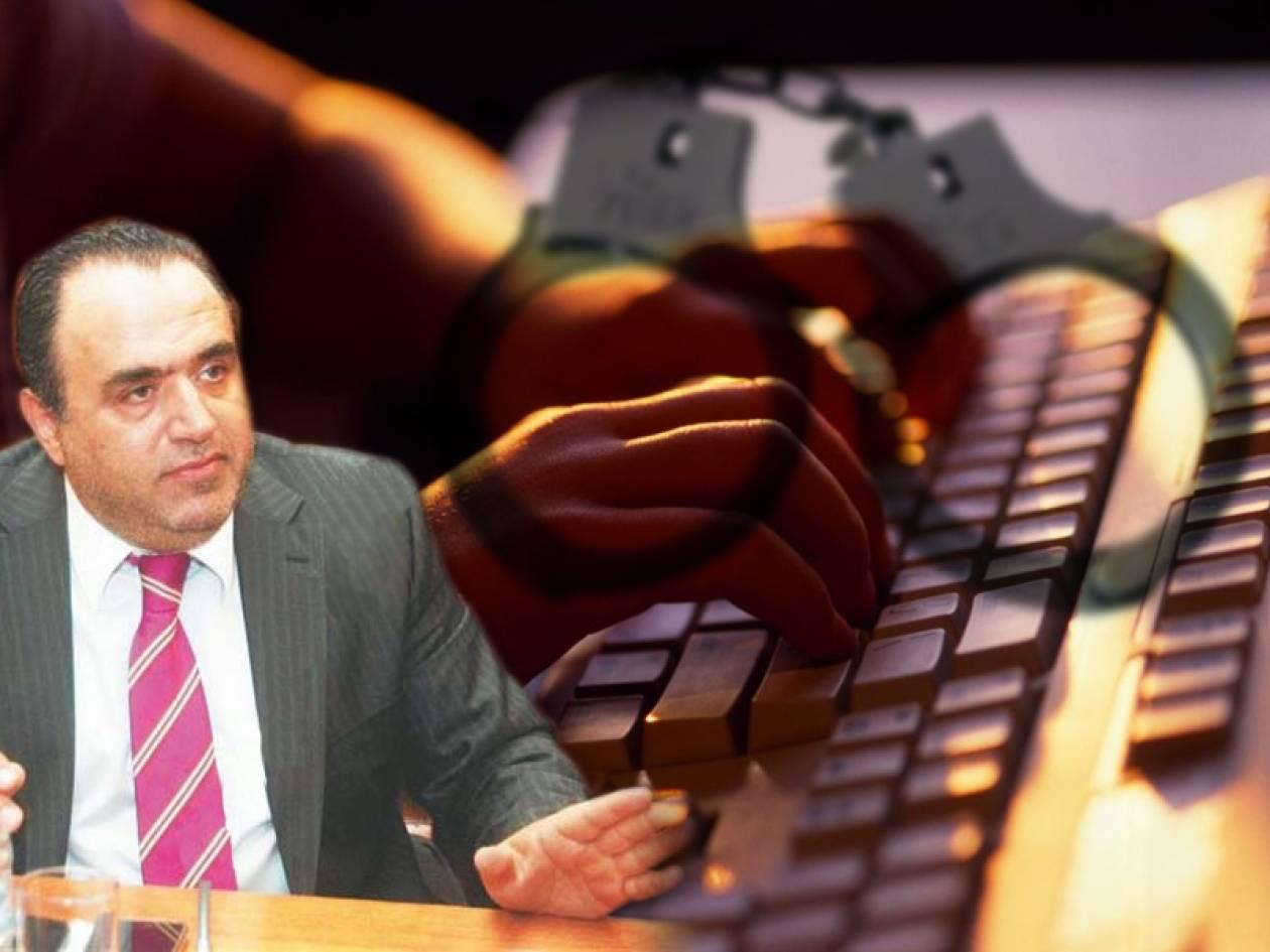 Σημαντικό το έργο Σφακιανάκη και της Δίωξης Ηλεκτρονικού Εγκλήματος