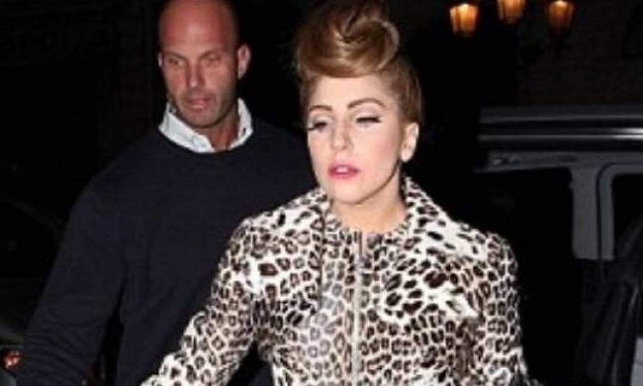 Lady Gaga: Με τα… μάτια νυσταγμένα και βαριά!