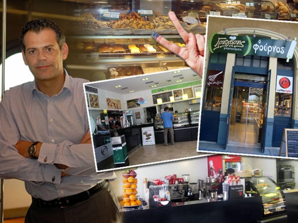 Γρηγόρης: Το μεγαλύτερο δίκτυο μικρογευμάτων και καφέ στην Ελλάδα!