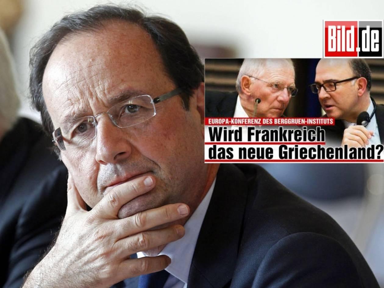 Η Γαλλία καταρρέει και γίνεται η νέα Ελλάδα