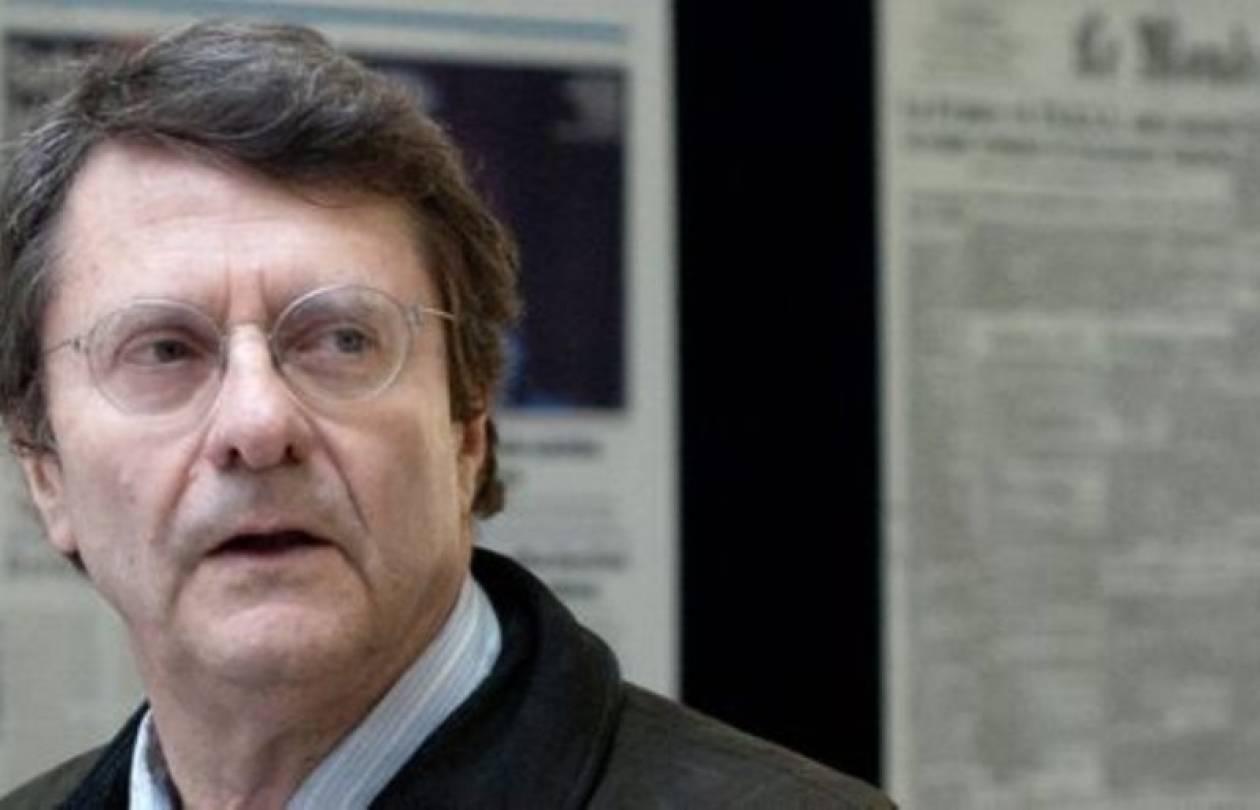 Απώλεια για τη «Monde» ο θάνατος του Ερίκ Ιζραελεβίτς