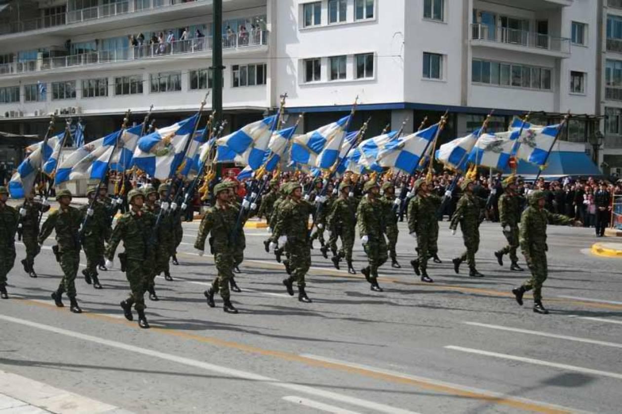 Έλληνες στρατιώτες είπαν «ΟΧΙ» στους Αλβανούς-Αρνήθηκαν να παρελάσουν