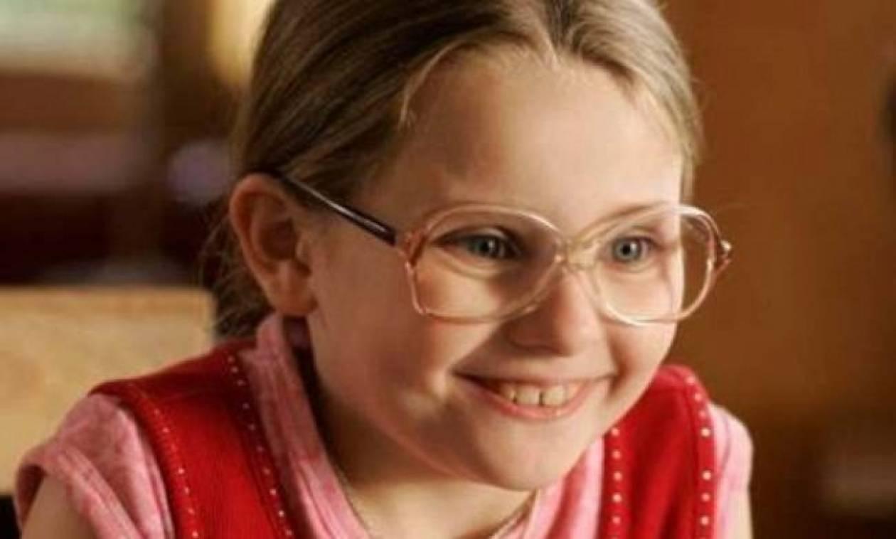 Πως είναι σήμερα το κοριτσάκι από το Little Miss Sunshine;