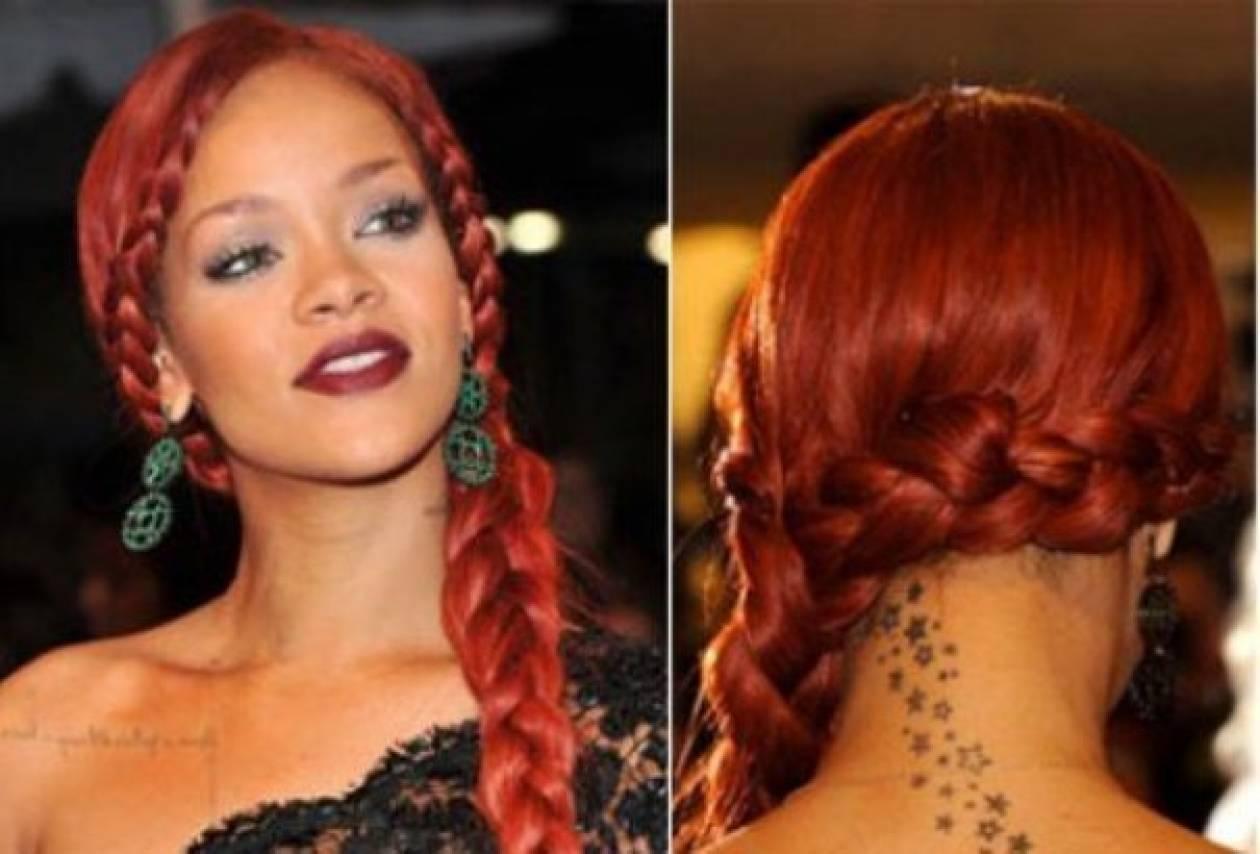 Βίντεο: Φτιάξτε μόνες σας την εκπληκτική πλεξούδα της Rihanna!
