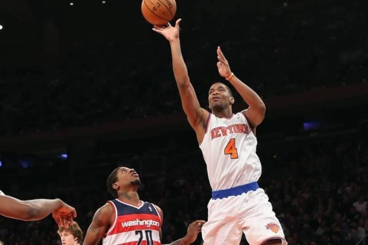 NBA: Χέρι-χέρι οι Νεοϋορκέζοι (video)
