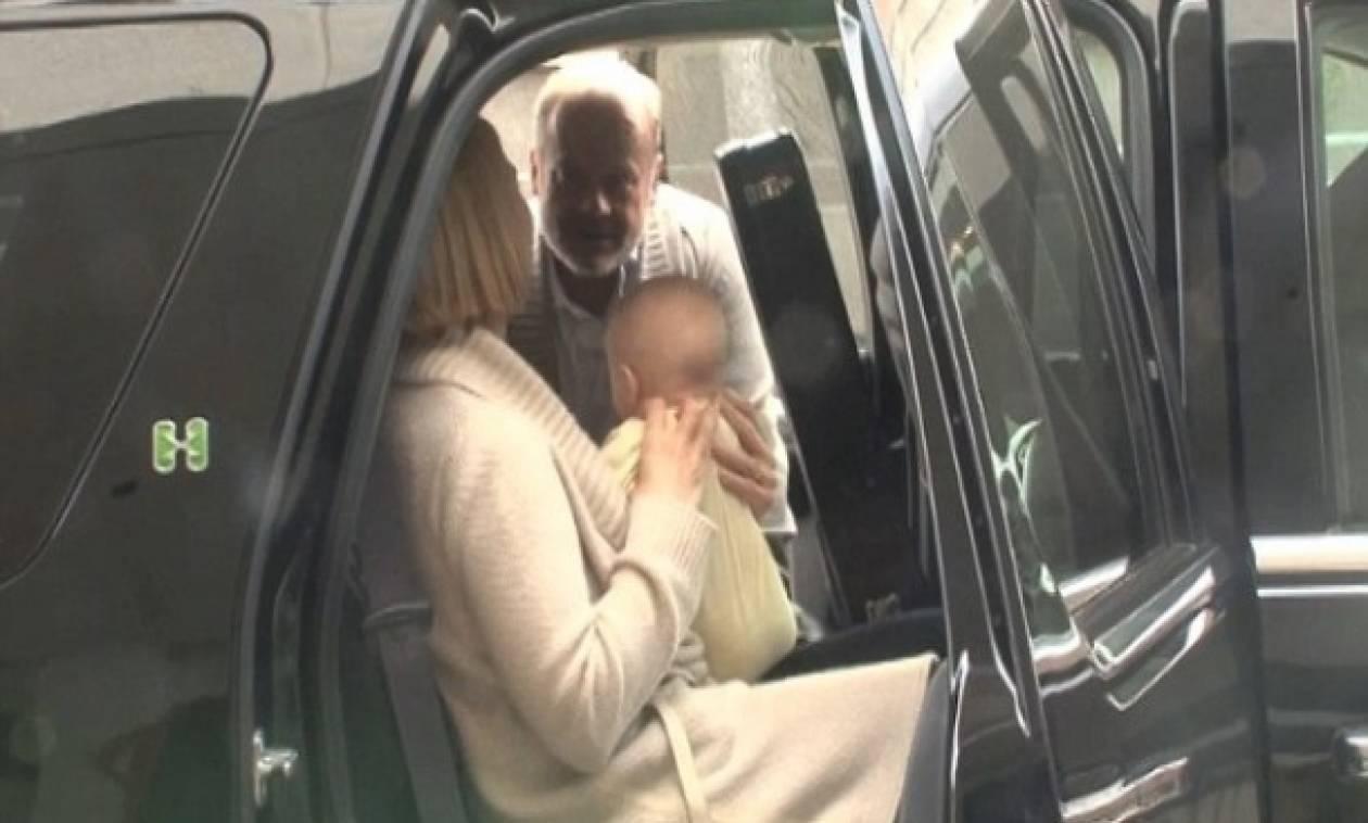 Kelsey Grammer: Με το μωρό στο αυτοκίνητο χωρίς καρεκλάκι!