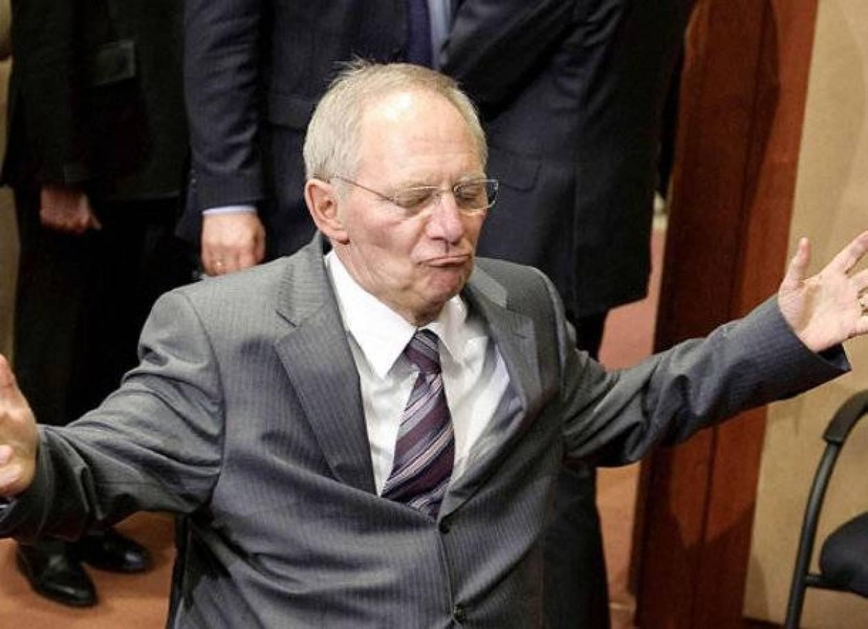 Έγγραφο «βόμβα» Σόιμπλε για το ελληνικό χρέος