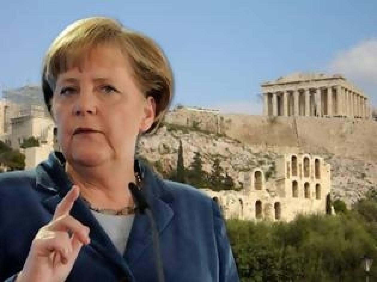 Μέρκελ: Αποφασισμένη να αλλάξει η Ελλάδα