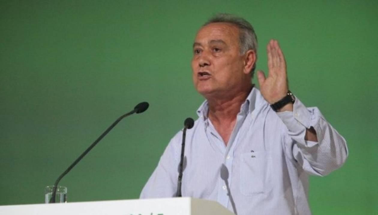 Γ. Παναγιωτακόπουλος: Να αποχωρήσει το ΠΑΣΟΚ από την κυβέρνηση