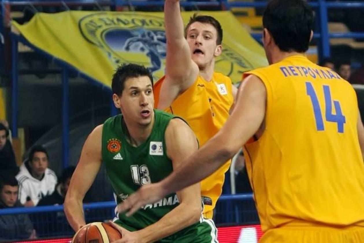 Basket League ΟΠΑΠ - LIVE: Περιστέρι - Παναθηναϊκός