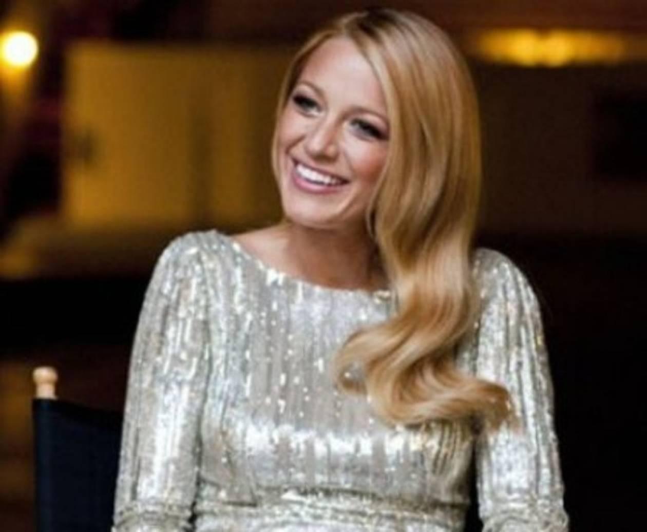 Blake Lively: Πώς θα περάσει τα πρώτα της Χριστούγεννα ως παντρεμένη;
