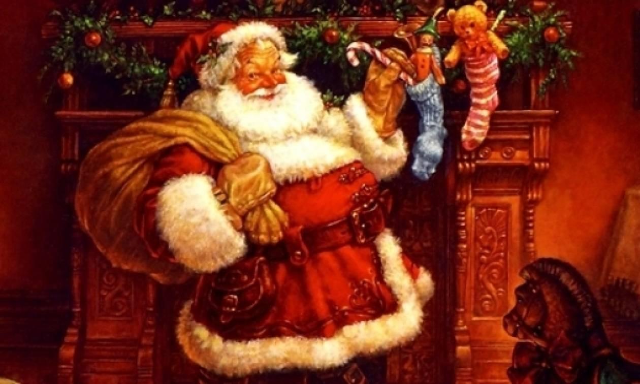 Τον συνέλαβαν επειδή έλεγε στα παιδιά πως δεν υπάρχει Άγιος Βασίλης!