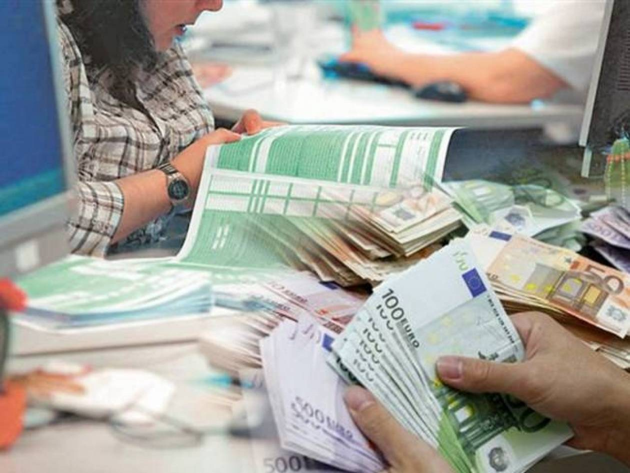 Νέα «φοροκαταιγίδα»-Συντελεστής 45% για εισοδήματα άνω των 26.000 ευρώ