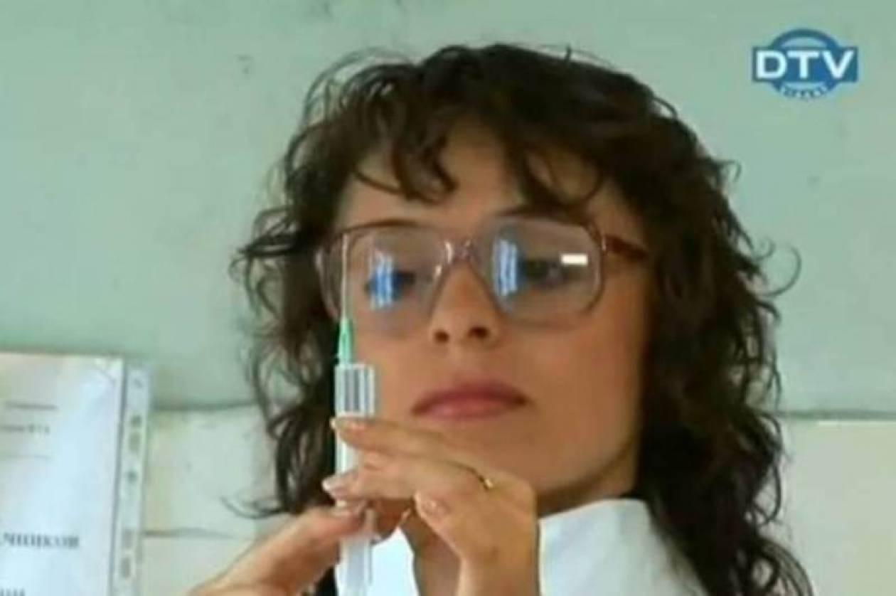 Η γιατρίνα ήταν... βιτσιόζα! (video)