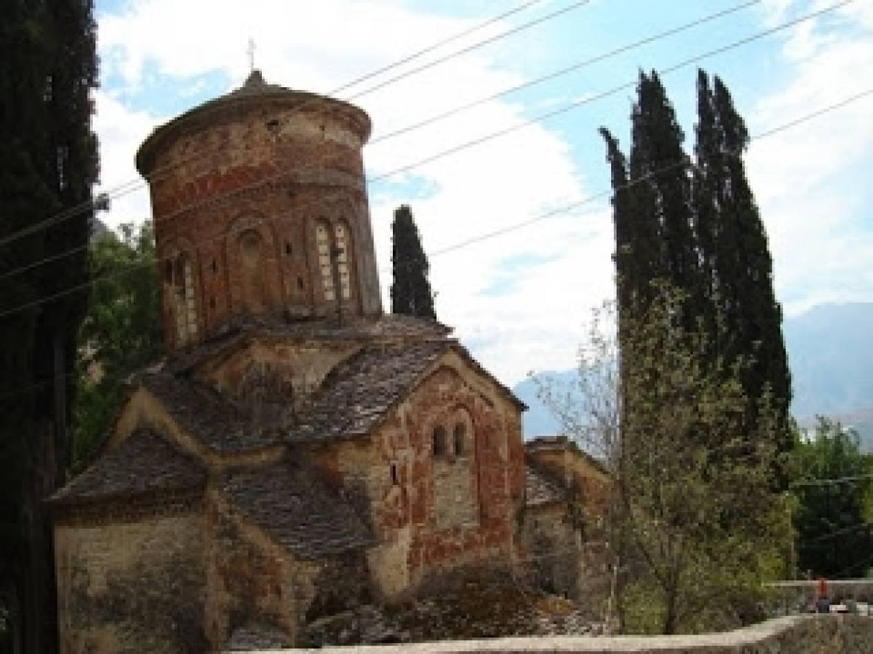 Νέος βανδαλισμός στην εκκλησία του Αγίου Γεωργίου Γεωργουτσατών