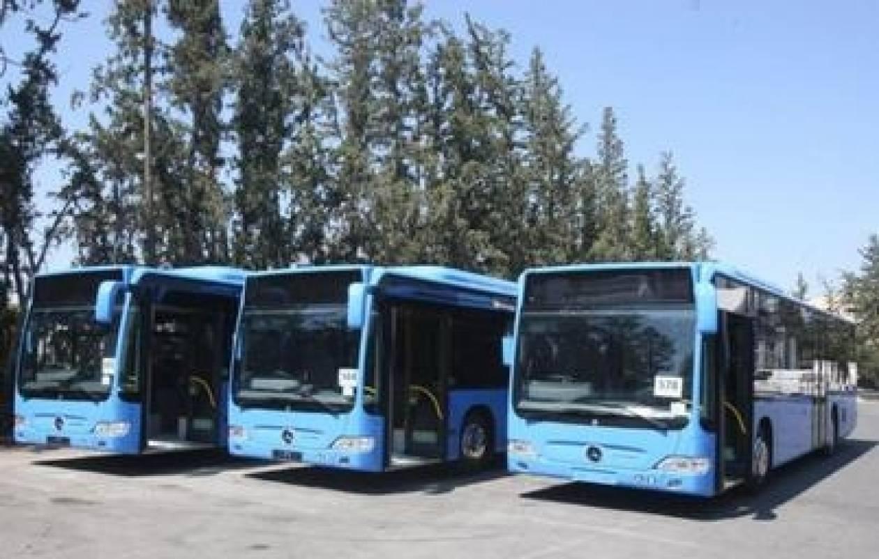 Χωρίς λεωφορεία σήμερα η Κύπρος-Εξαίρεση η Πάφος