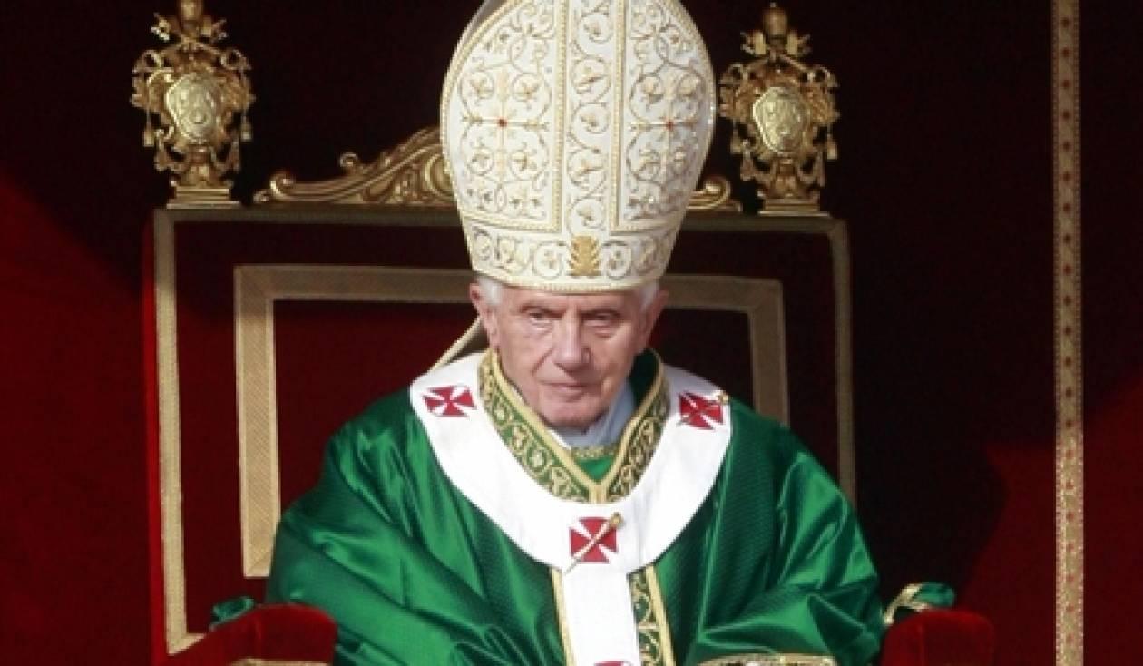 Ο Πάπας της Ρώμης άνοιξε Twitter!