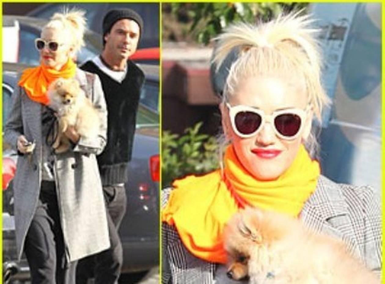 Αχ αυτή η Gwen Stefani! Ακόμη μια άψογη casual εμφάνιση