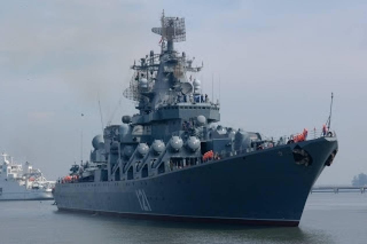 Βόρεια της Καρπάθου ο ρωσικός στολίσκος