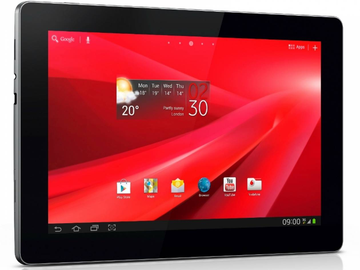 Vodafone: Smart Tab II 10'' και 7'' φέρνουν το Mobile internet κοντά