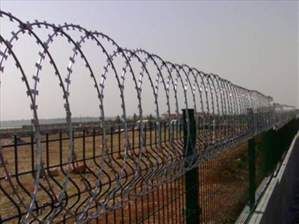 'Εβρος: Μέχρι 15 Δεκεμβρίου θα είναι έτοιμος ο φράχτης