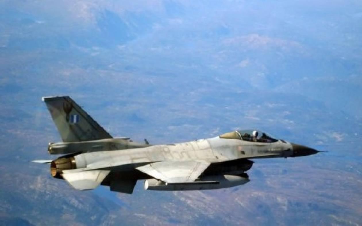 Ξεκίνησε ελληνοϊσραηλινή αεροπορική άσκηση